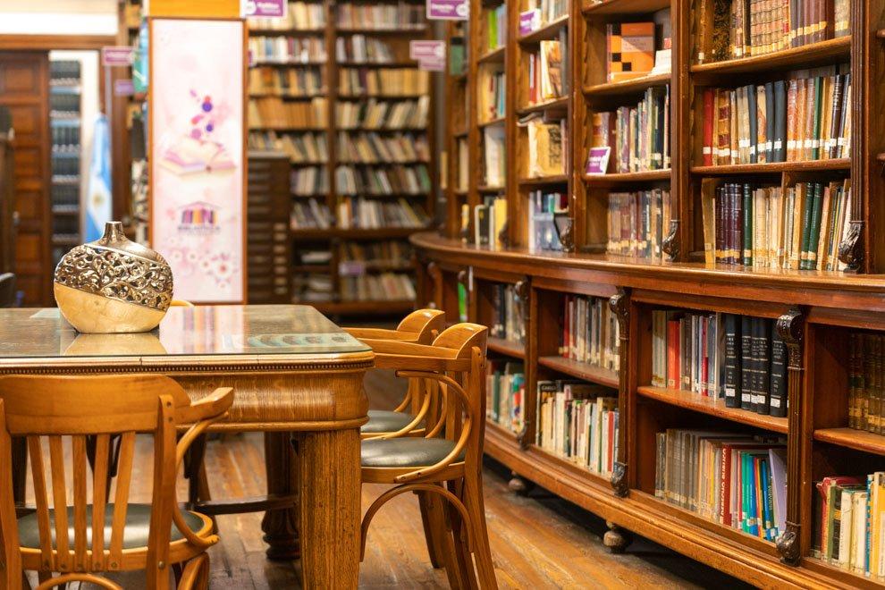 Biblioteca de la Legislatura de Córdoba
