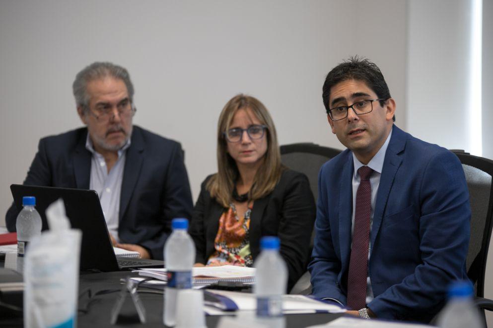 Coronavirus: el ministro Carddozo informó en la Legislatura la situación en Córdoba
