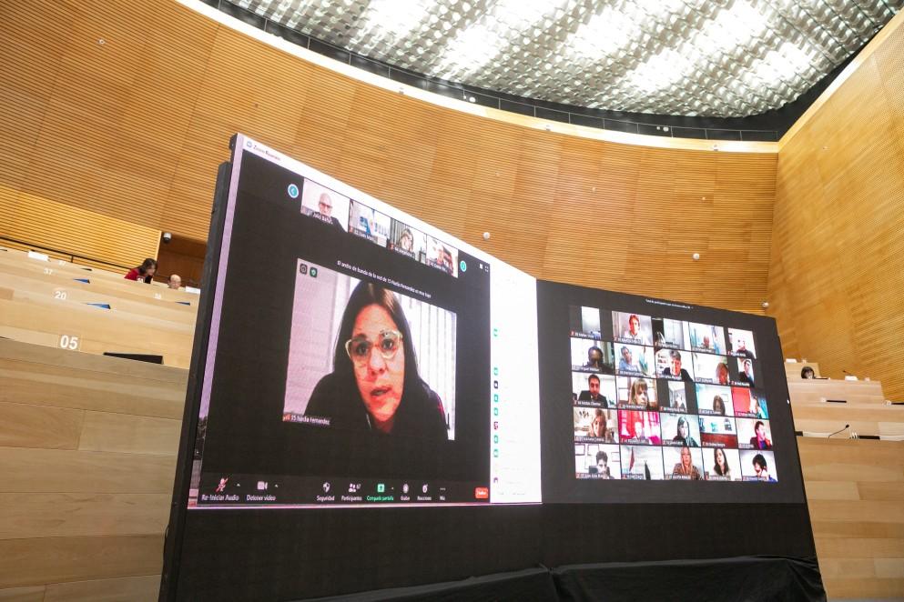 11ma Sesión Virtual. Legisladora N. Fernández