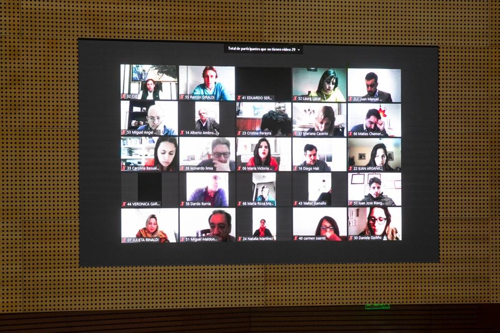 12ma Sesión Virtual - 142° período
