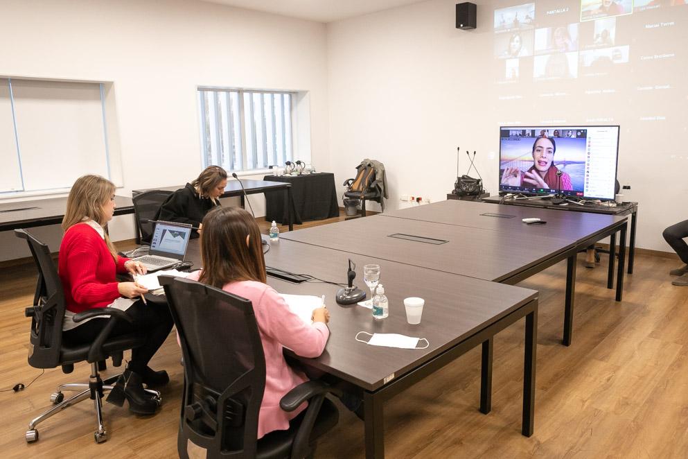 Tratamiento en comisión de la brecha digital de género