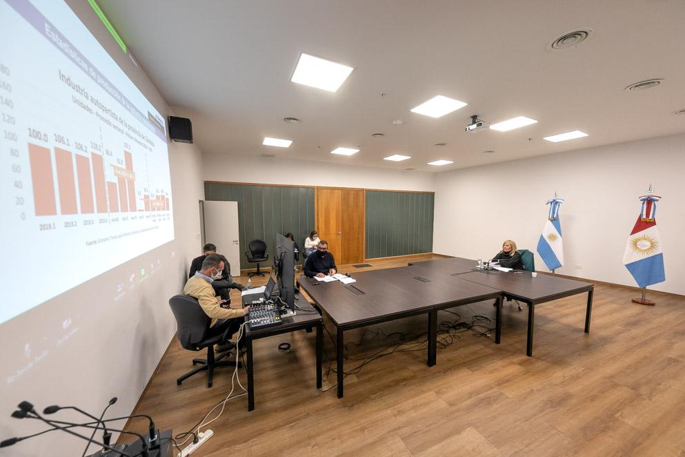 Comisión de Economías Regionales