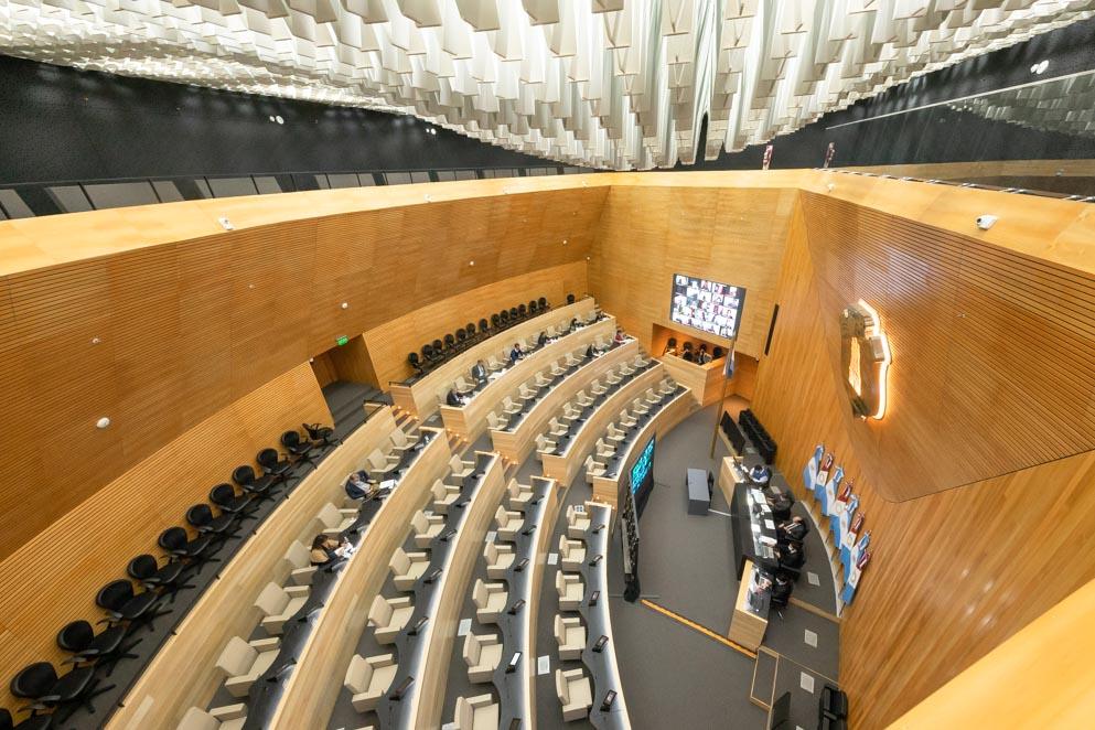 En la 17ª Sesión se ratificaron eximiciones y diferimientos impositivos por la pandemia