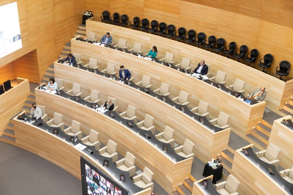 Se aprobó la regulación de la práctica del montanismo en la 19ª sesión virtual