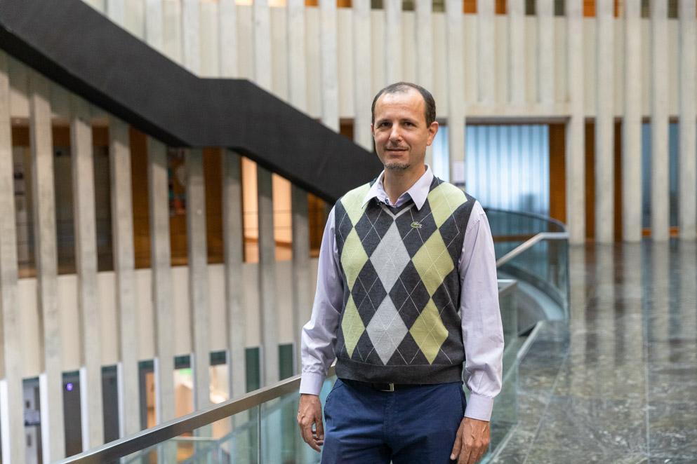 Walter Muller, asesor legislativo