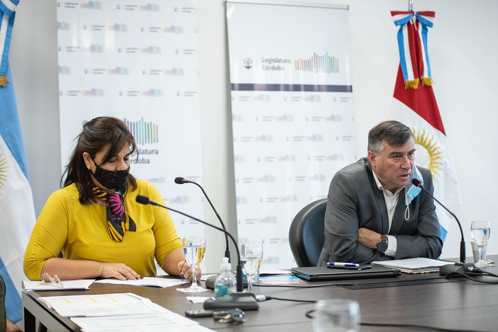 Integrantes del Plan de Manejo del Fuego participaron de la comisión de Ambiente