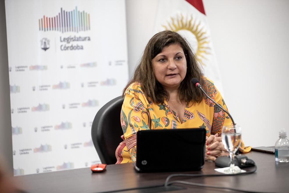 Ely Domínguez, Subdirectora de Prestaciones de Salud de la SeNAF