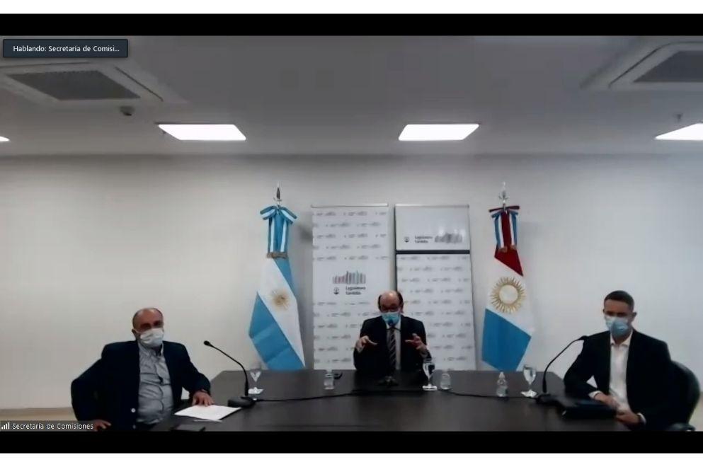 Reunión conjunta Comisión de Asuntos Municipales y Servicios Públicos