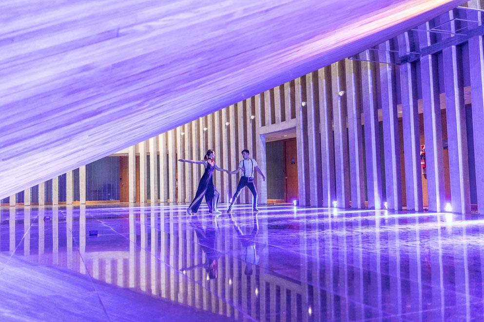 Con pop filarmónico y danza, la Legislatura se sumó a la Noche de los Museos 2020