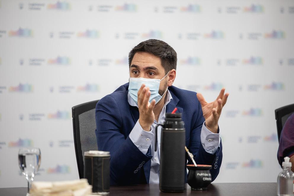 Legislador Matías Chamorro
