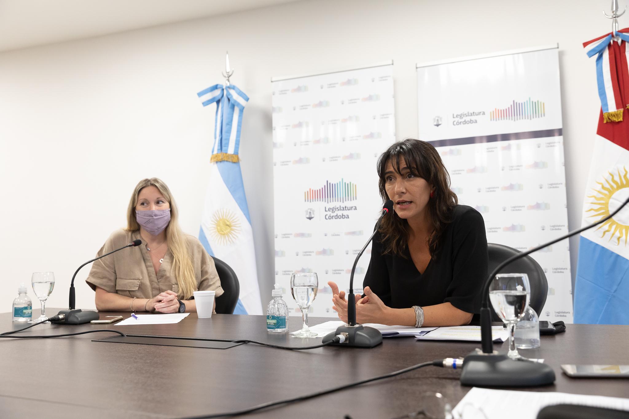 Legisladora Natalia de la Sota
