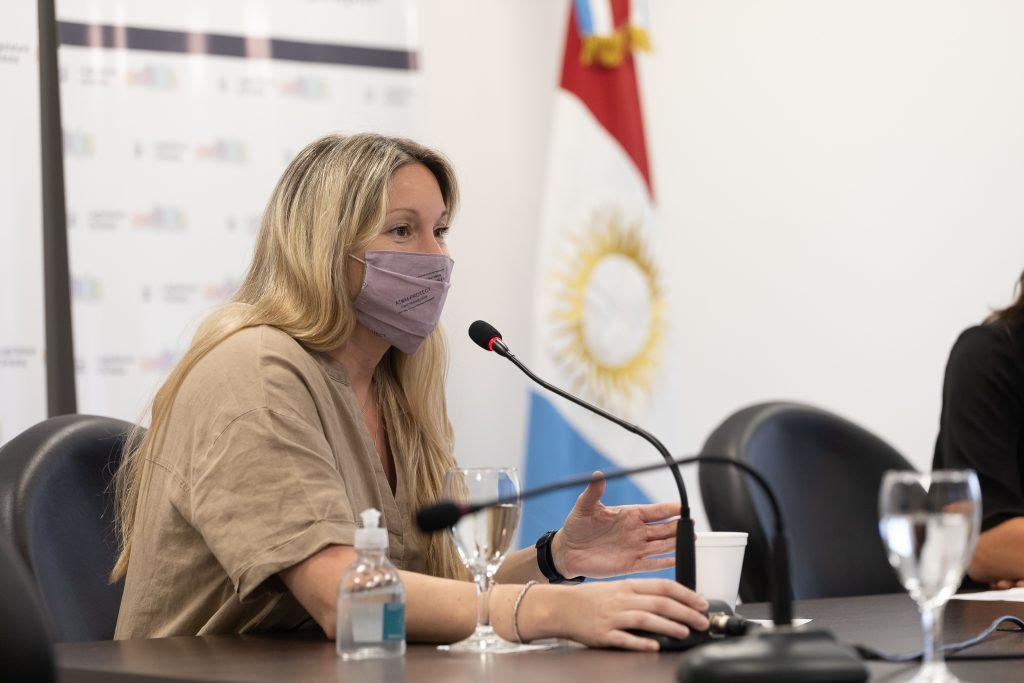 Legisladora Julieta Rinaldi