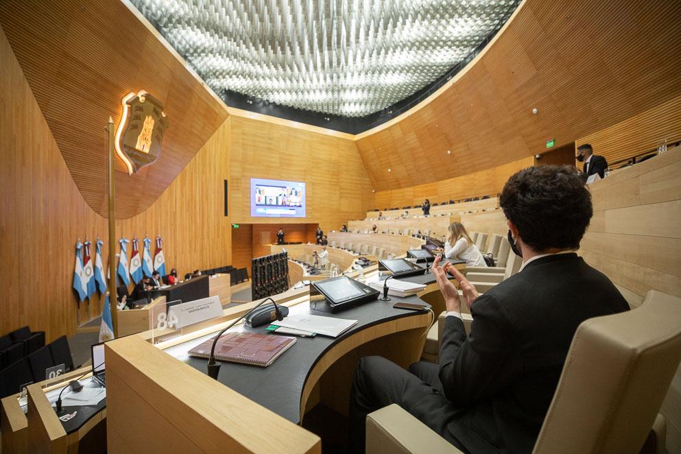 La Legislatura recibe a más jóvenes interesados en la actividad parlamentaria