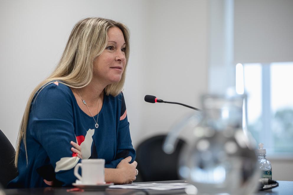 Despacho favorable para dos proyectos en Comisión de Legislación General