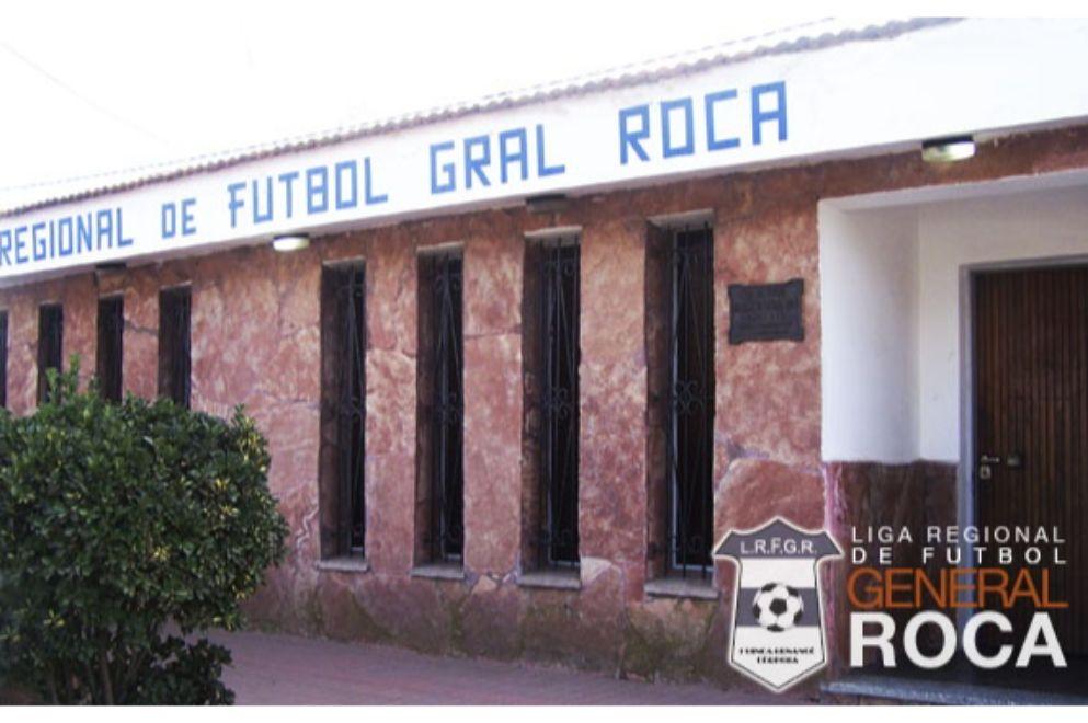 Edificio de la Liga Regional de Fútbol de General Roca