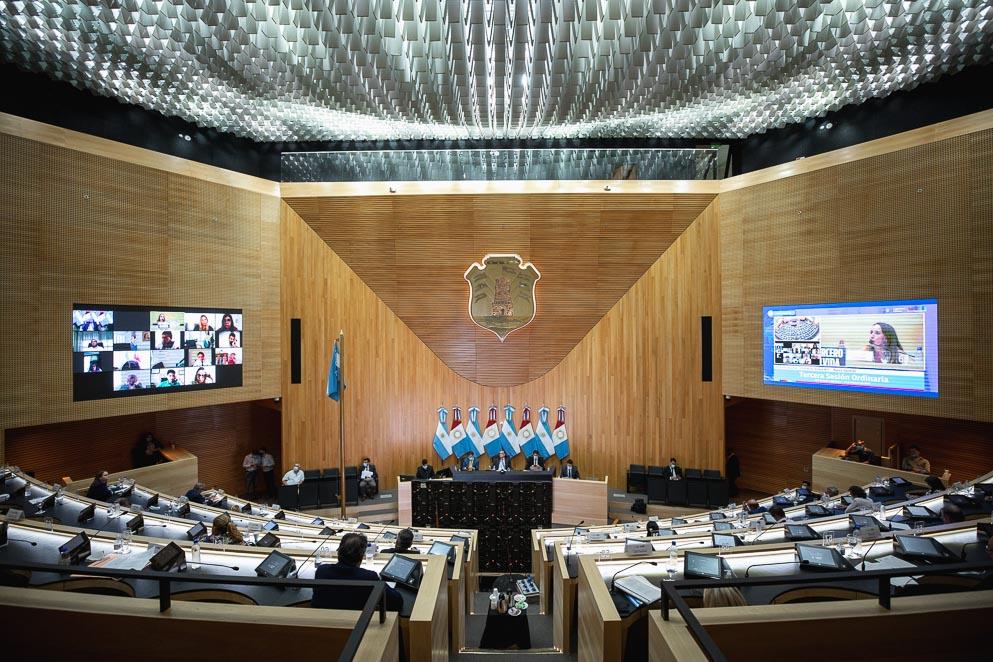 Ratifican convenio de cooperación entre la Provincia y el Ministerio de las Mujeres de la Nación