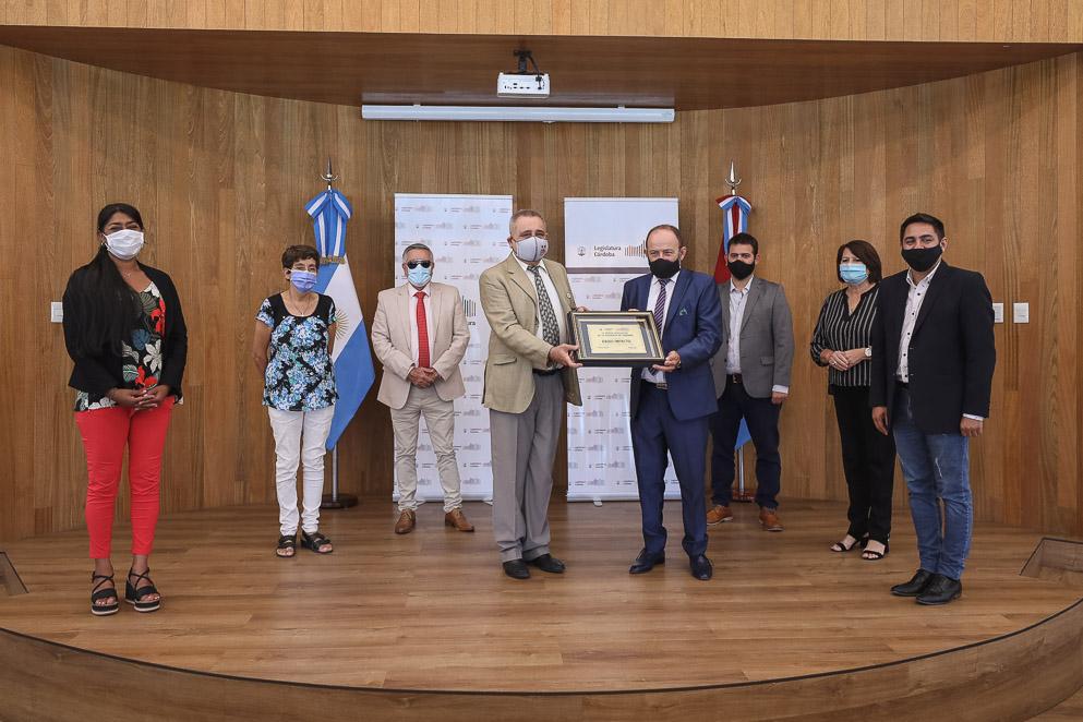 La Legislatura reconoció a Radio Impacto por su 25° aniversario