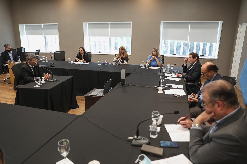 Se realizó la Audiencia Pública por el cargo de Fiscal General provincial