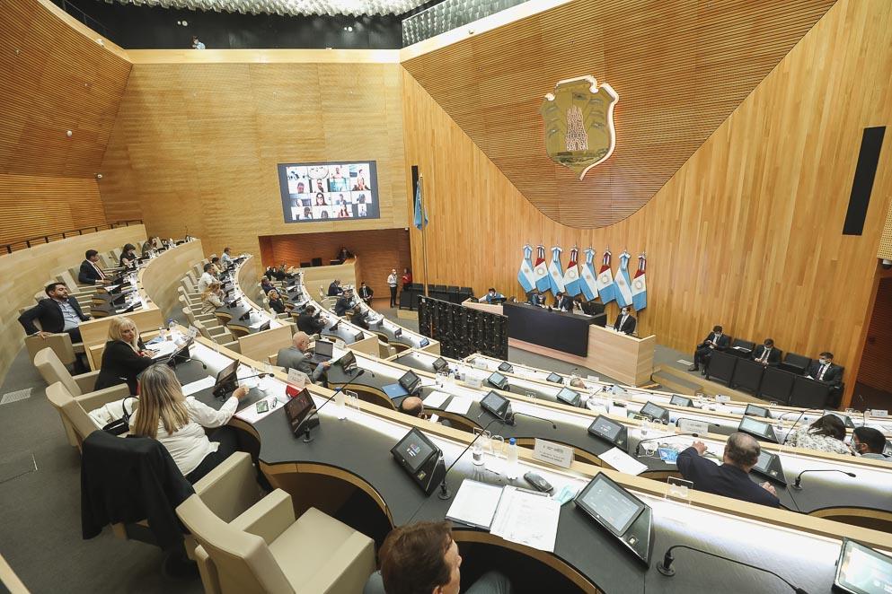 La Legislatura aprobó resolución para reclamar aprobación de la ley de biocombustibles