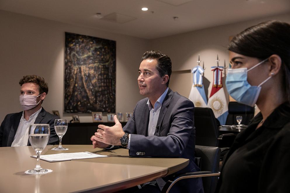Destacan la estrategia de apertura y transparencia de la Legislatura de Córdoba