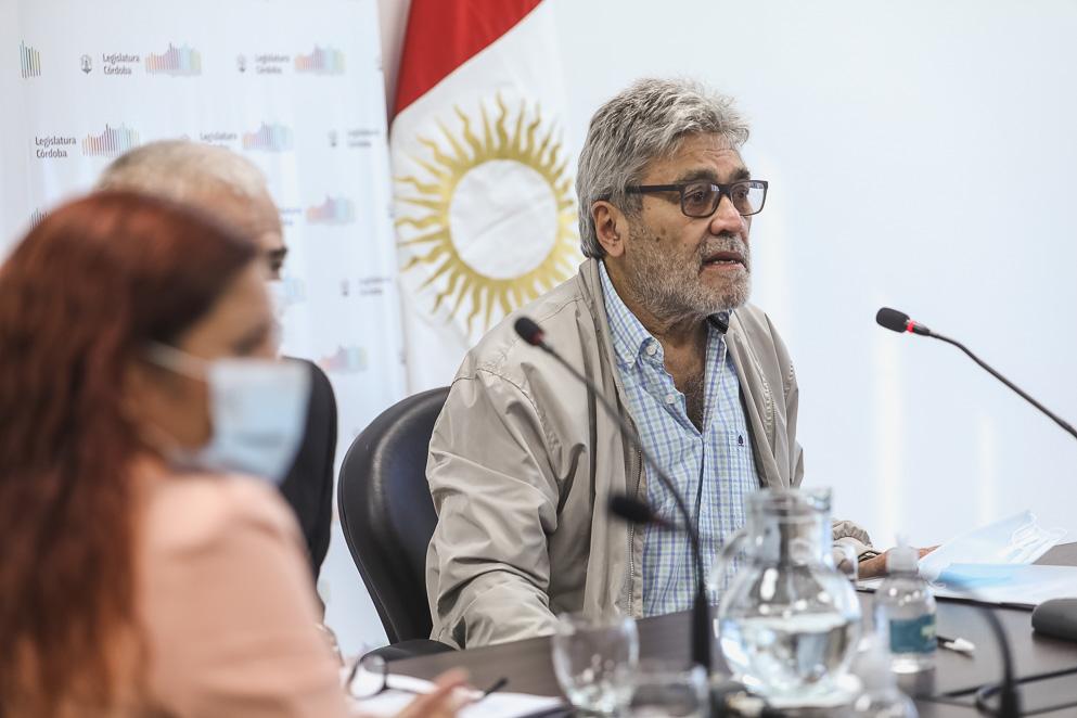 El ministro Sereno habló en comisión de los alcances de la Ley de Teletrabajo