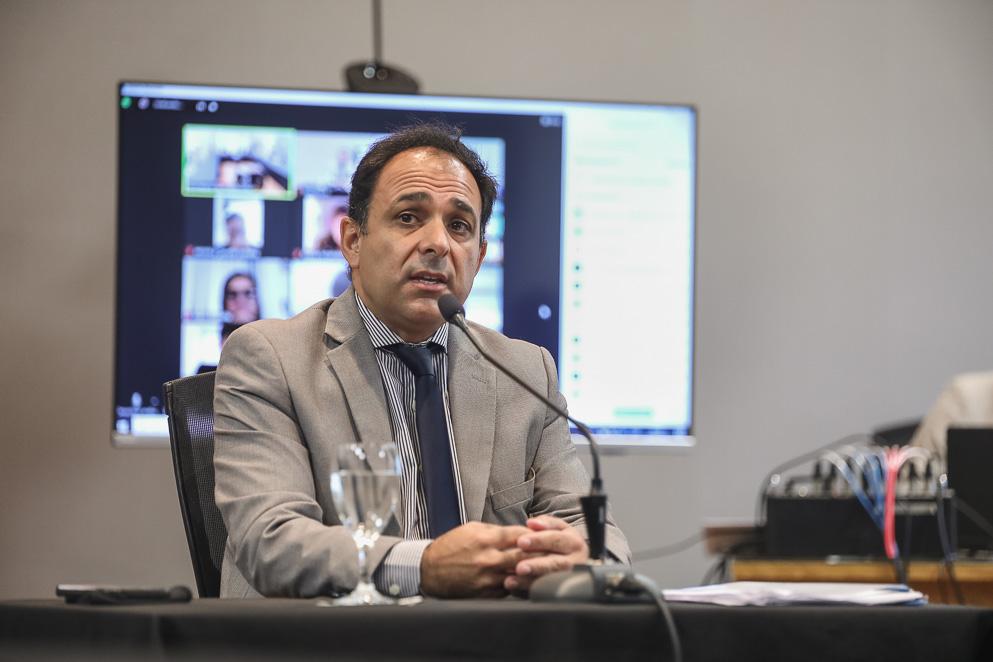 Despacho favorable para la candidatura de Delgado como Fiscal General