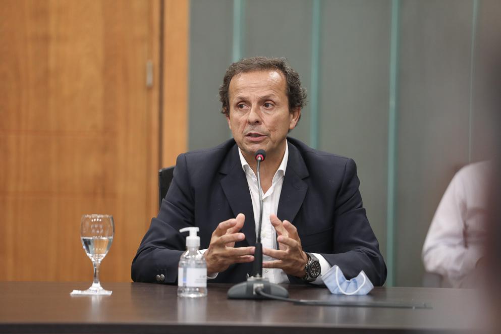 """José Porta: """"Desde nuestro sector no aceptamos que haya una baja del corte"""""""
