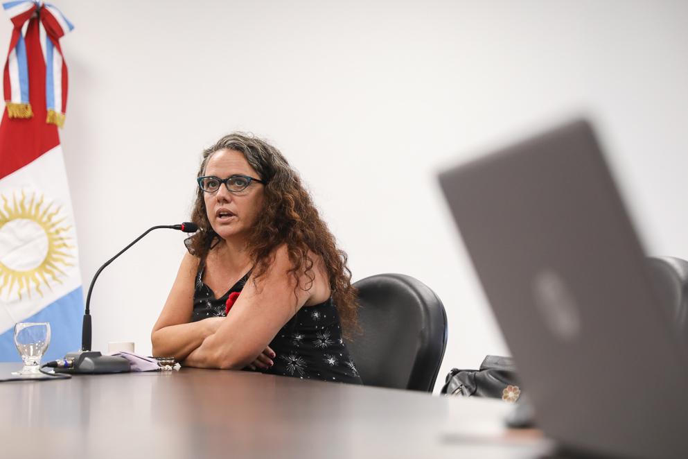 Ma. E. Cristina, Archivo Provincial de la Memoria