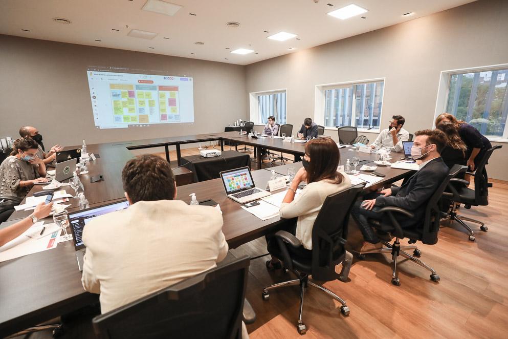 Primera Mesa de Trabajo sobre Datos Abiertos en la Unicameral