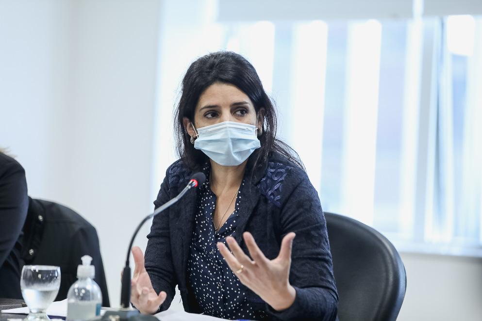Susana Hernández Caffot, directora de jurisdicción de Farmacia