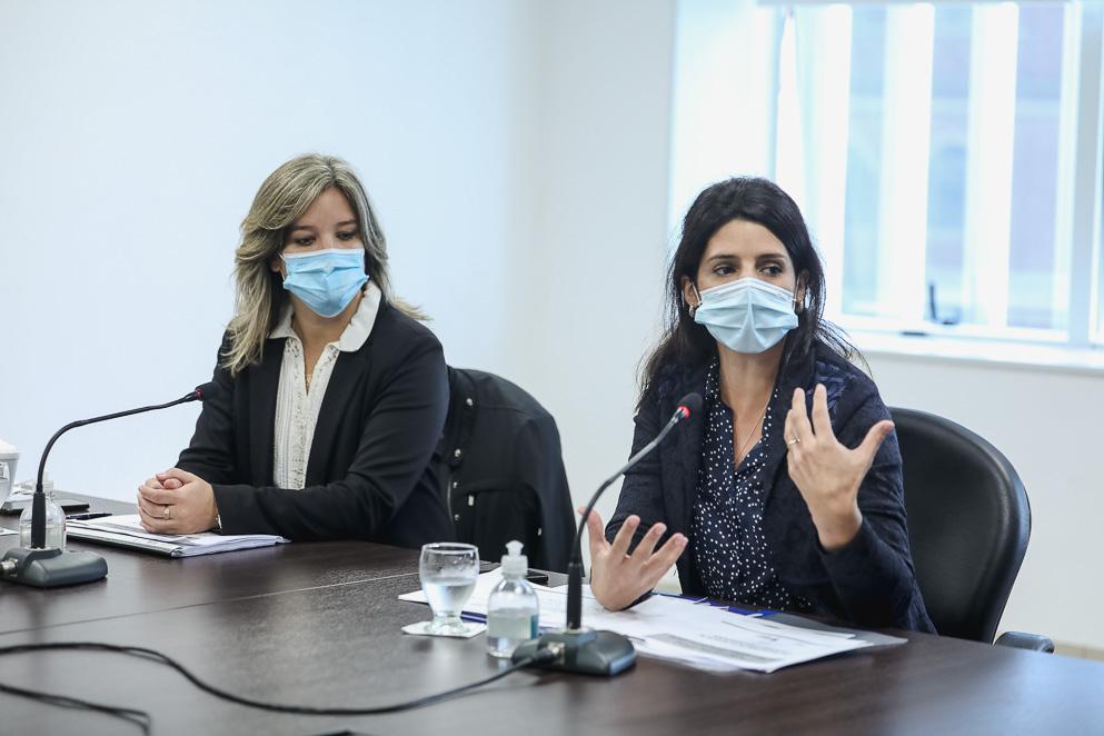 Funcionarias de Salud expusieron sobre adhesión a la ley de uso medicinal del cannabis