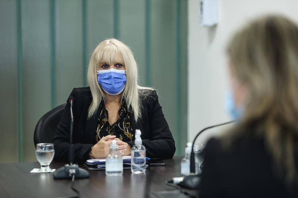 Legisladora Liliana Abraham