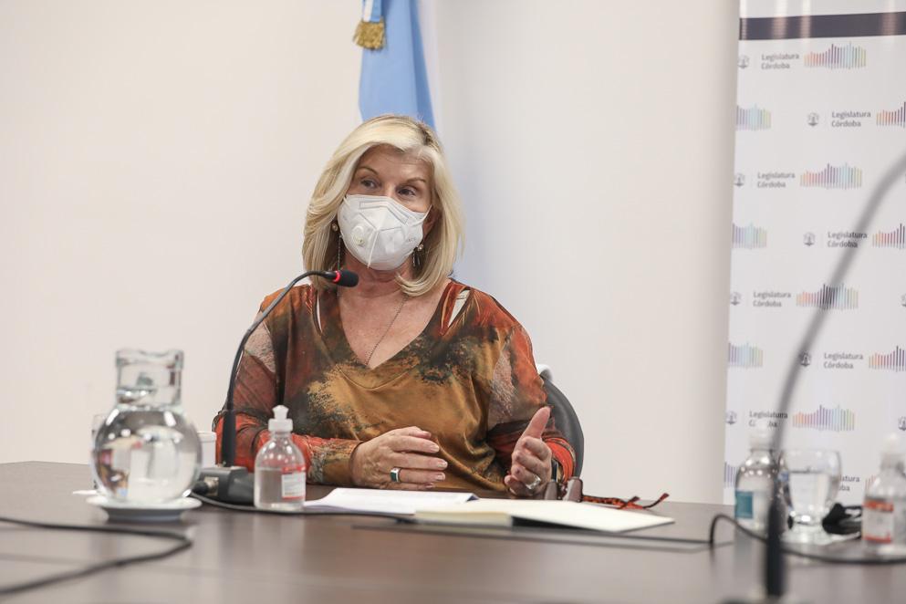 Nora Bedano, presidenta de la Agencia Córdoba Cultura