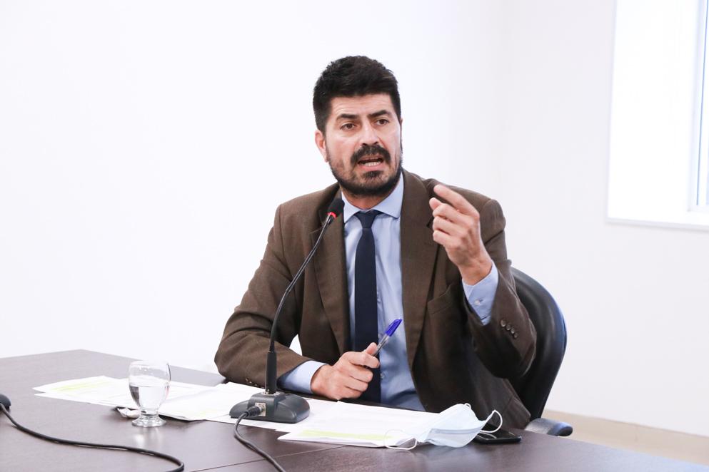 El legislador Miranda es autor de uno de los proyectos de adhesión al uso medicinal del cannabis