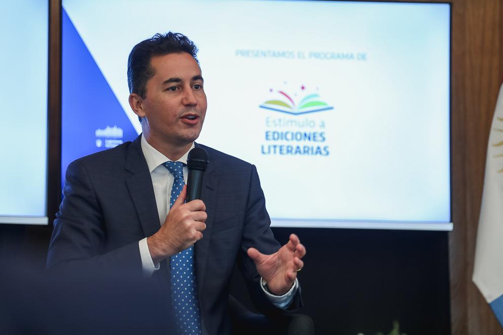Programa de Estímulo a Ediciones Literarias Cordobesas