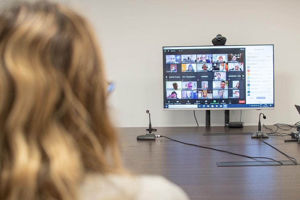 Comisiones se reunieron con 27 cámaras y asociaciones empresariales