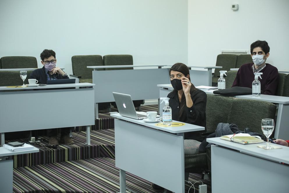 Semana de Gobierno Abierto: productivo trabajo con universidades