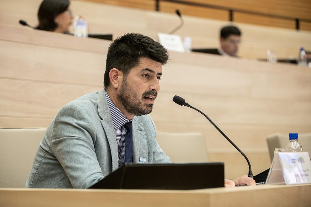 Legislador Franco Miranda