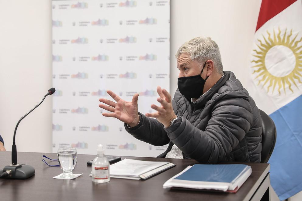 Asesor en Seguridad Daniel Grigioni