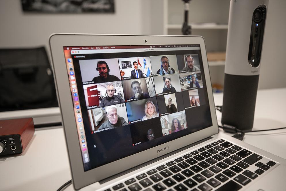 La Legislatura participó de panel internacional sobre ciberseguridad
