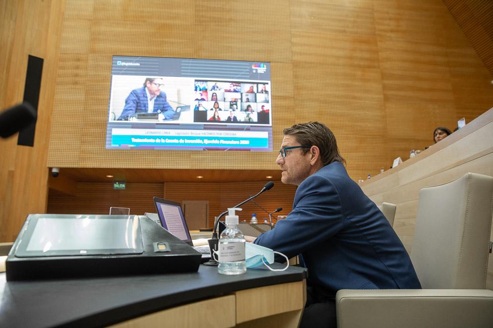 Legislador Leonardo Limia