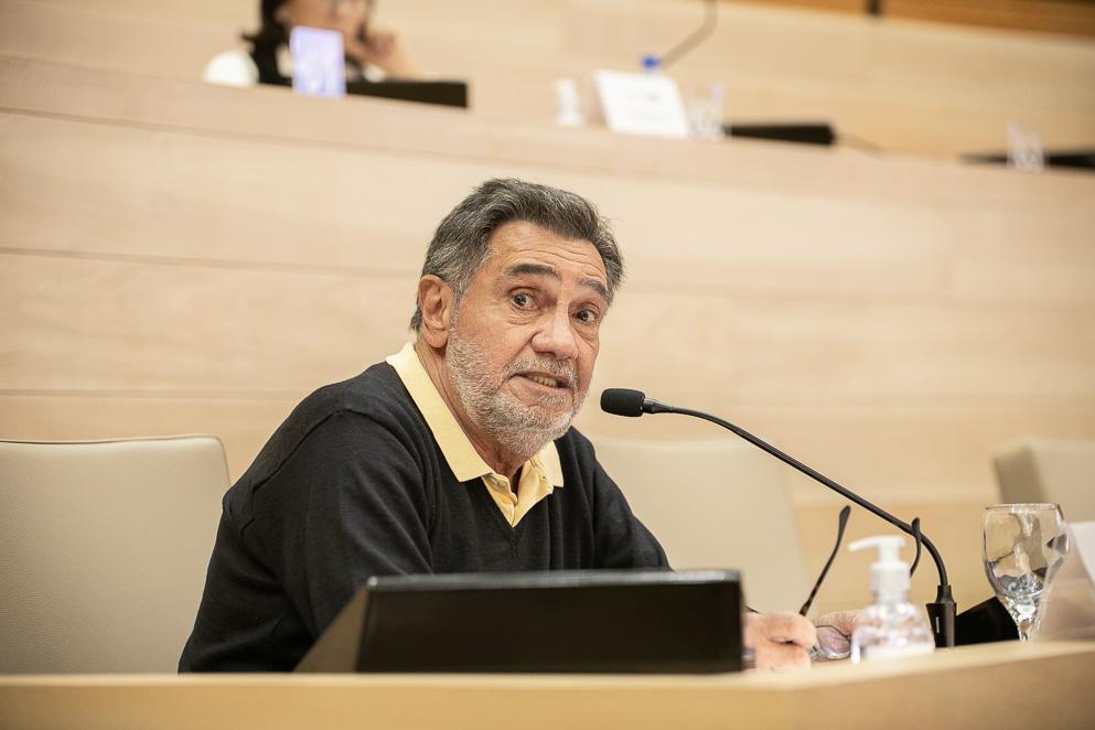 Legislador Carlos Presas