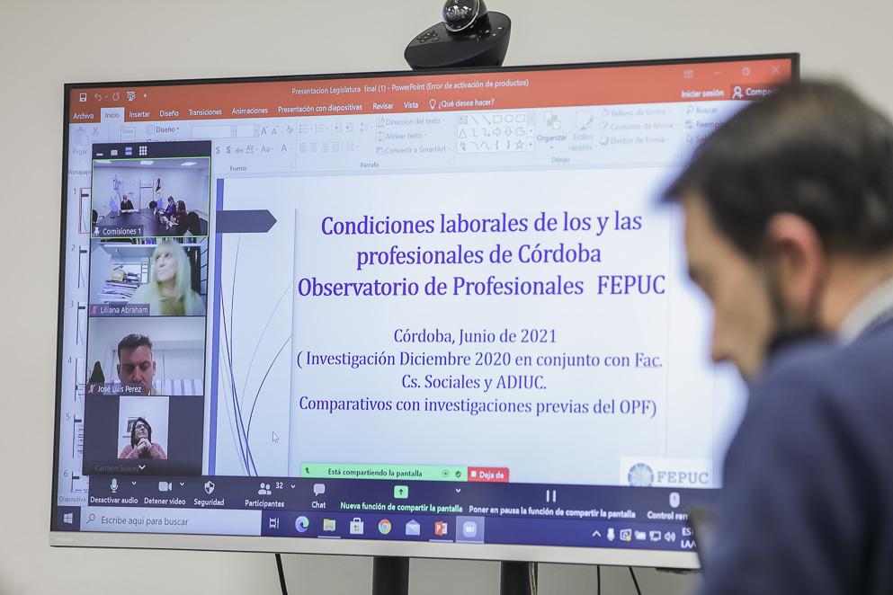 Comisión de Legislación del Trabajo, Previsión y Seguridad Social
