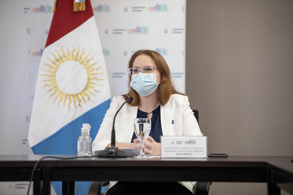 Legisladora Silvia Paleo