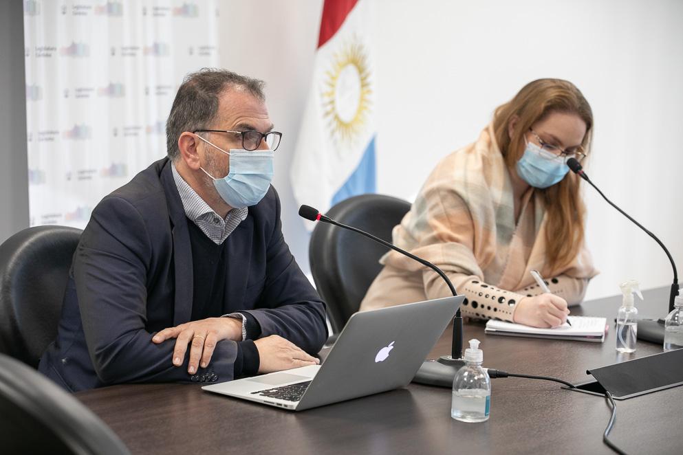 Darío Gigena Parker, secretario de Prevención y Asistencia de las Adicciones de Córdoba