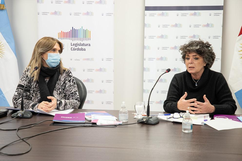 Funcionaria informó sobre aspectos del programa Córdoba con Ellas