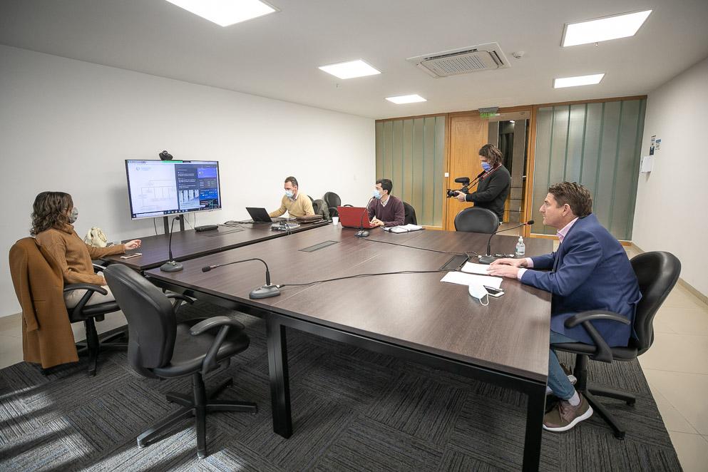 Despacho favorable para decreto que aprueba convenio con el INDEC