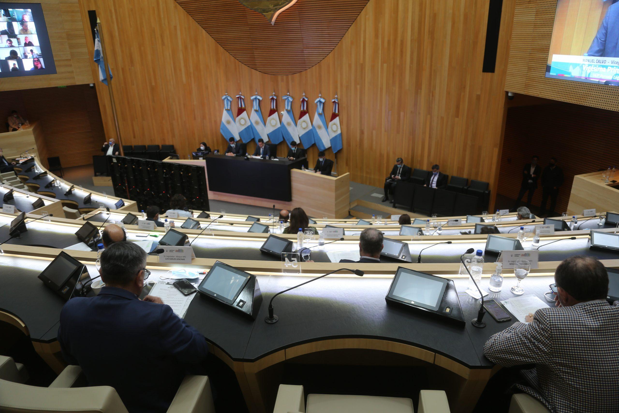 Amplían el área municipal de San Javier y Yacanto