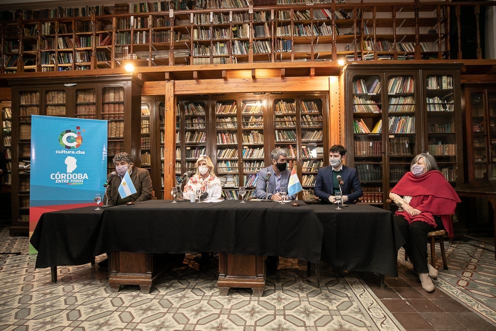 La Legislatura publicará las obras ganadoras del concurso Córdoba Escribe