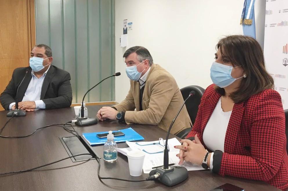 Se presentó el trabajo de ETAC en la Comisión de Ambiente